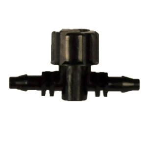 SHUT-OFF VALVE 3/16 BARBED 3116