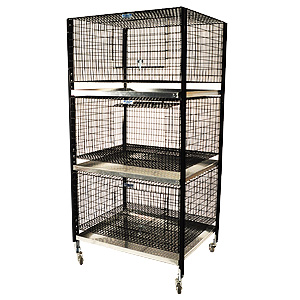 ALL VINYL CAGE STACKS AVSTACK-00