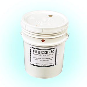 FREEZE-X RECIRCULATING SYSTEM FRZ-X