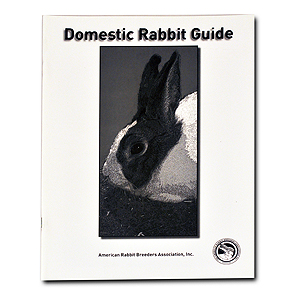 DOMESTIC RABBIT GUIDE RG