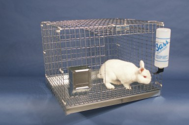 RABBIT STARTER KIT-1A CAGE 1A-SK