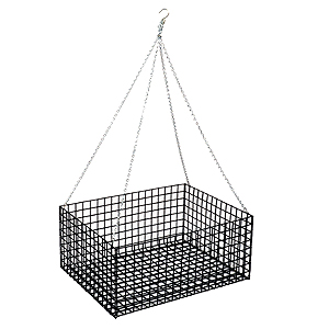 OPTIONAL HEAVY GAUGE SCALE BASKET SB