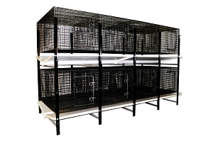 Flush Kleen Kennel System FK-DKL